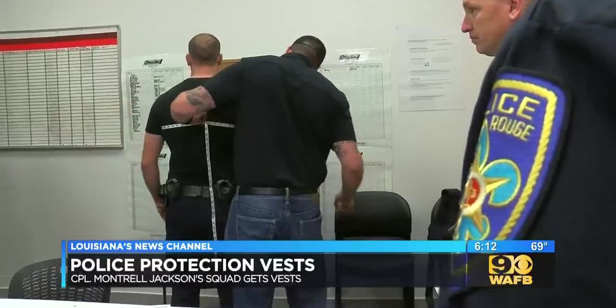 BRPD protection vests