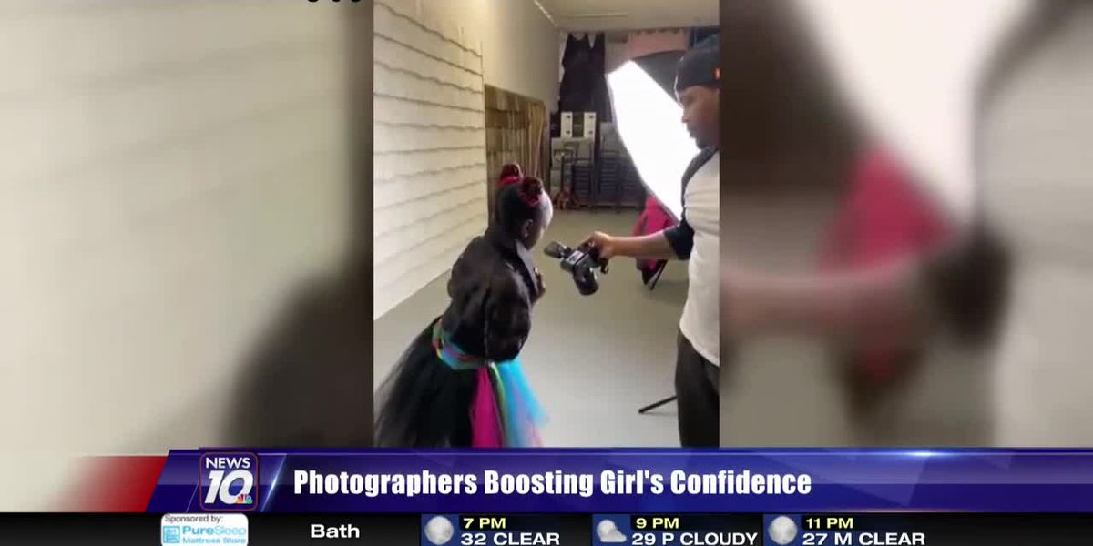 3rd grader gets photo shoot after being denied a school picture
