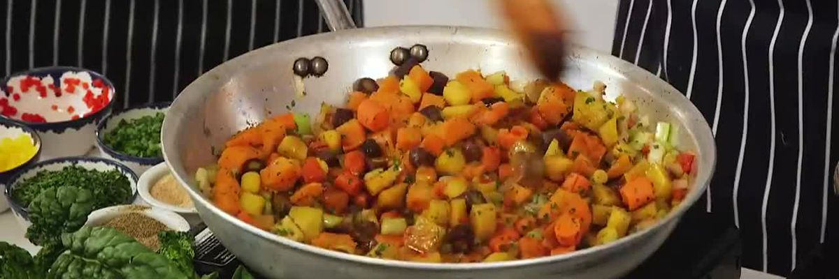 Stirrin' It Up: Balsamic Root Vegetables (Dec. 10, 2019)