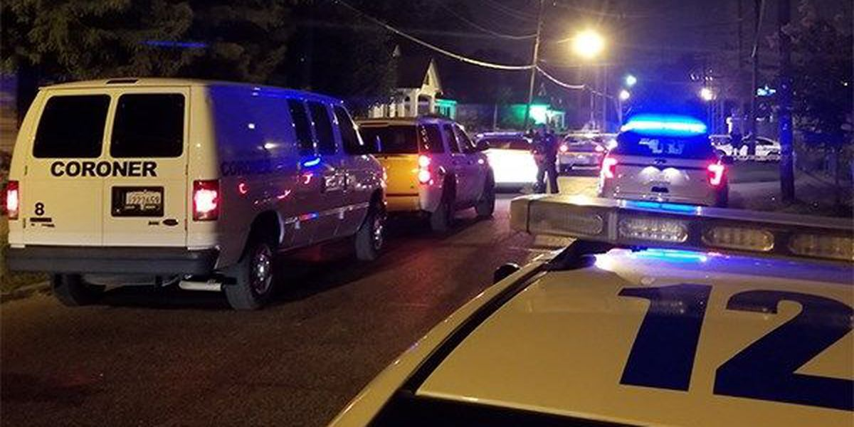 2 shot while sitting in vehicle, 1 dead; victim identified