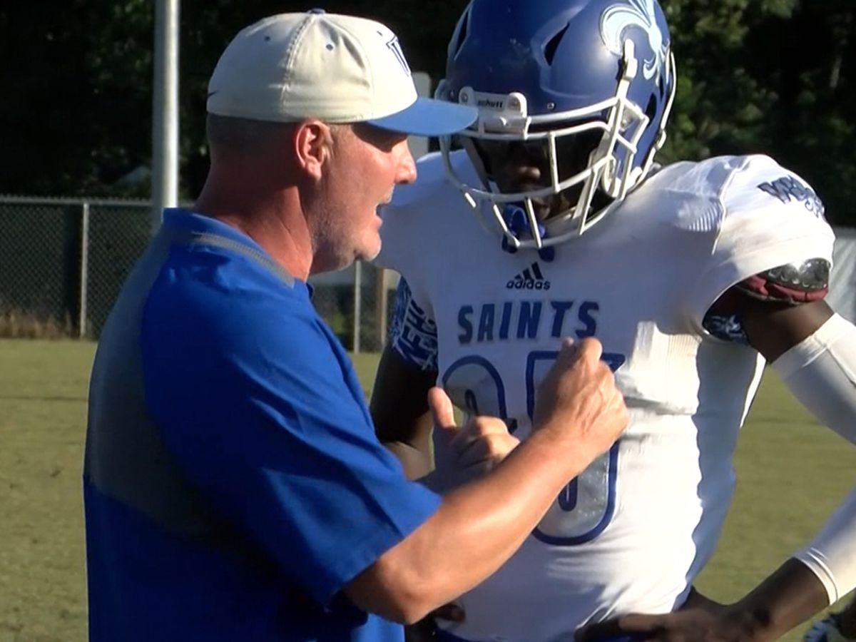 SPORTSLINE SUMMER CAMP: West Feliciana Saints