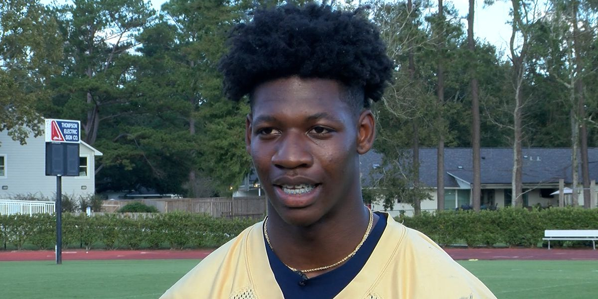 SPORTSLINE PLAYER OF THE WEEK: Episcopal RB Ryan Armwood