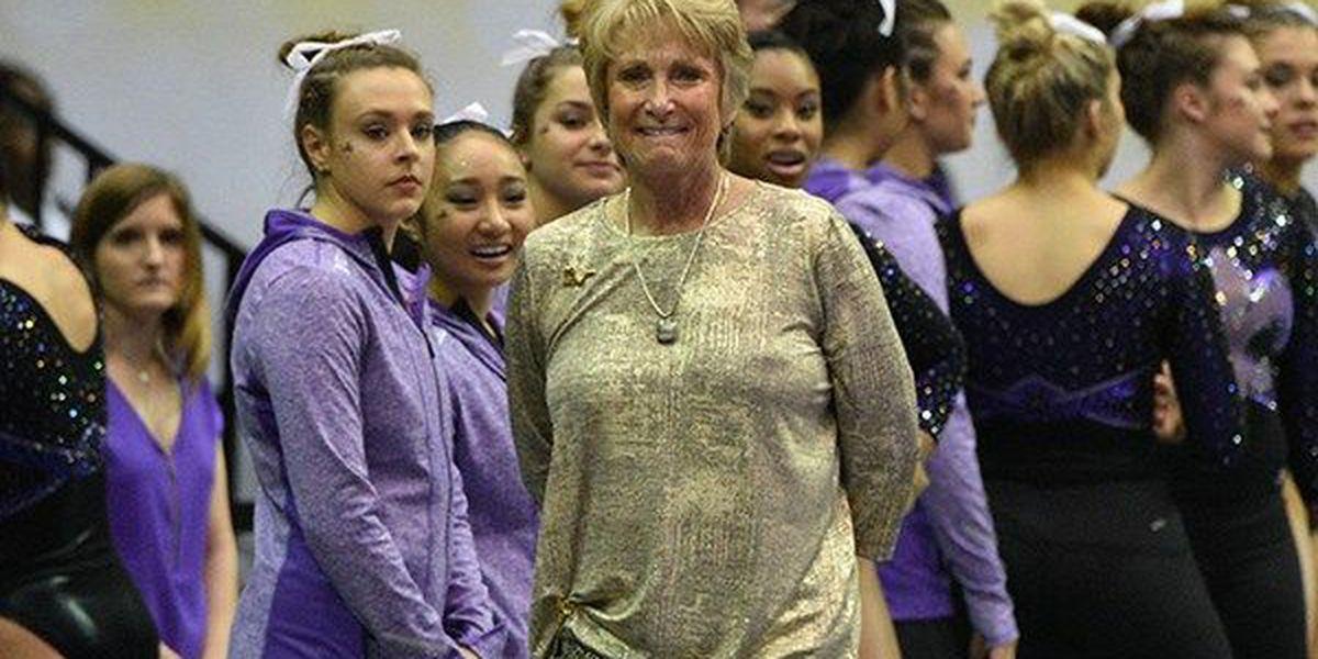 LSU awards gymnastics coach D-D Breaux with pay raise
