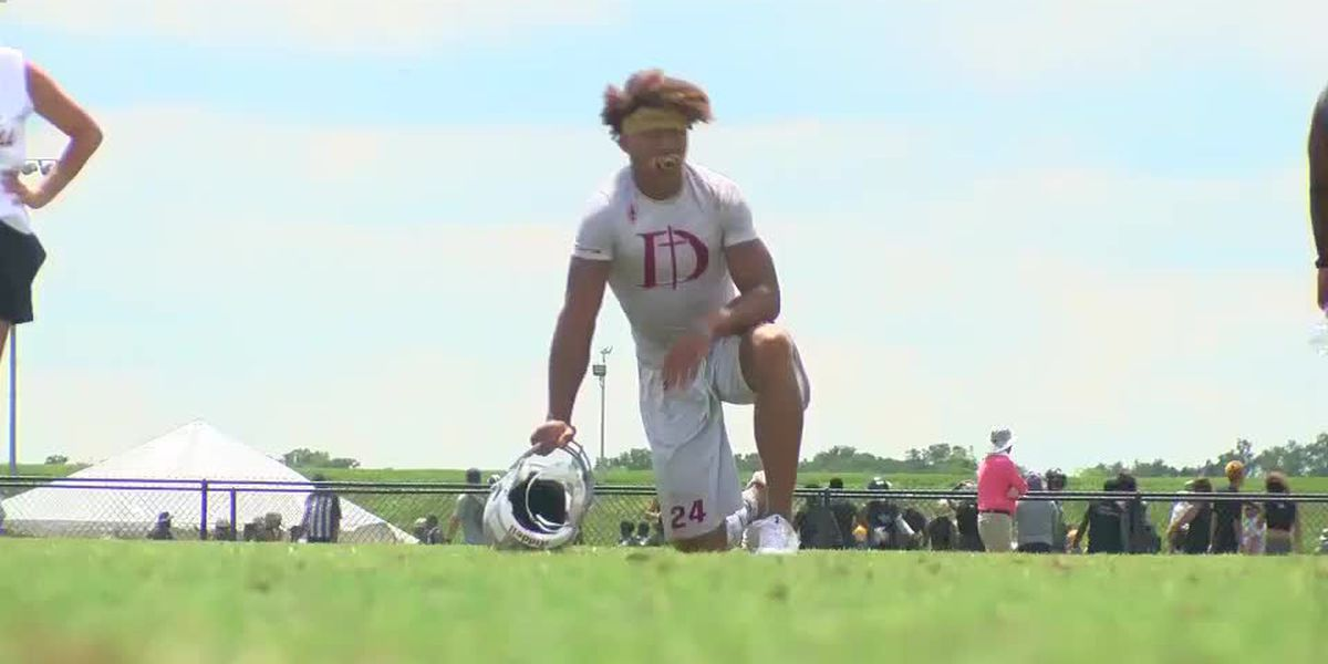 Dunham's Derek Stingley named finalist for Player of the Year