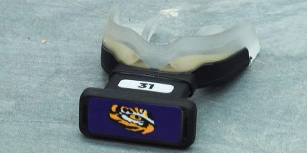 LSU football program leading the way in concussion technology