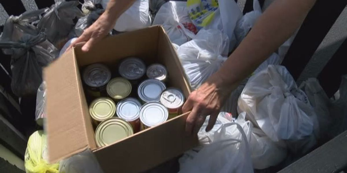 City of St. George organizers, fire department holding drive to benefit Greater Baton Rouge Food Bank