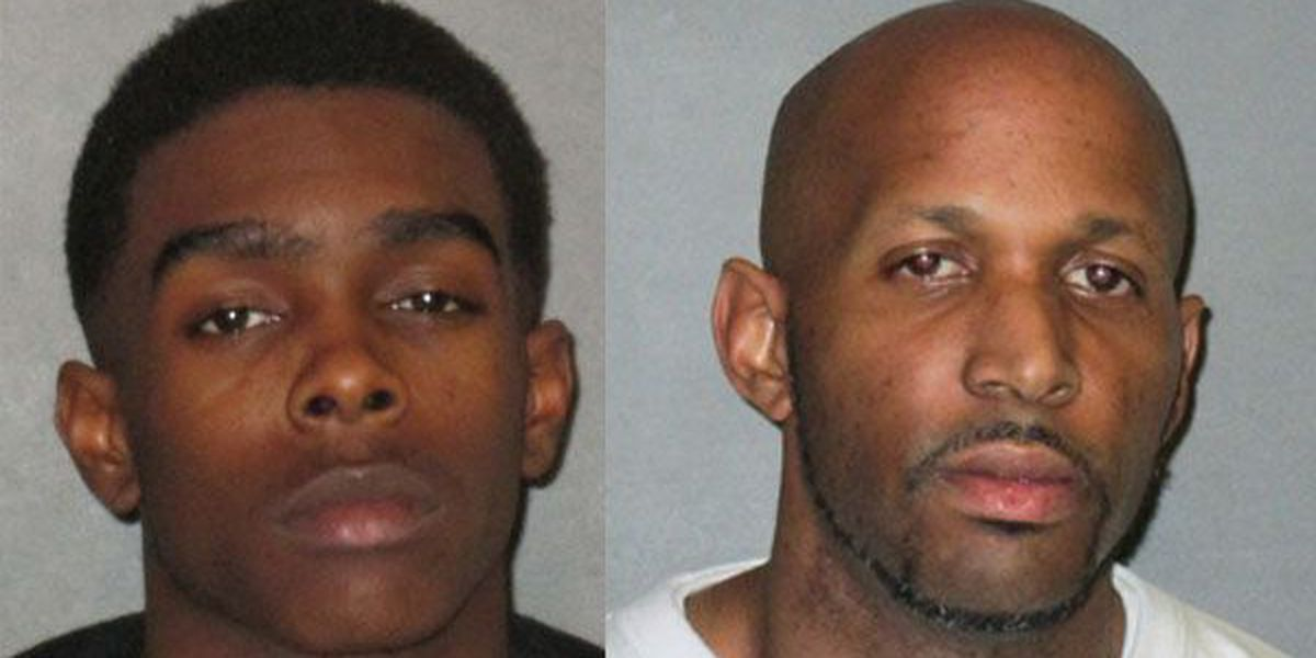 Massive fight involving teens lands two men in jail on Christmas