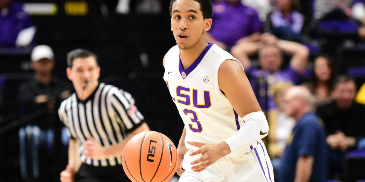 LSU rallies from 9 down to beat Michigan, 77-75, in the Maui Invitational