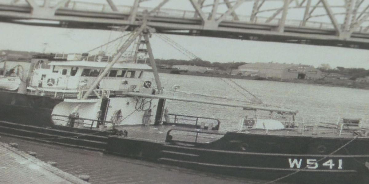 U.S. Coast Guard honors 50th anniversary of White Adler sinking