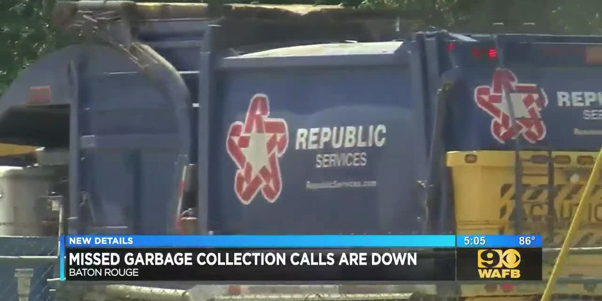 Republic trash collection update