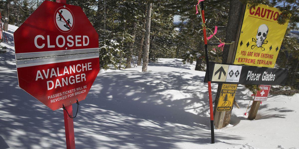 Avalanche danger high, 32 deaths confirmed this season