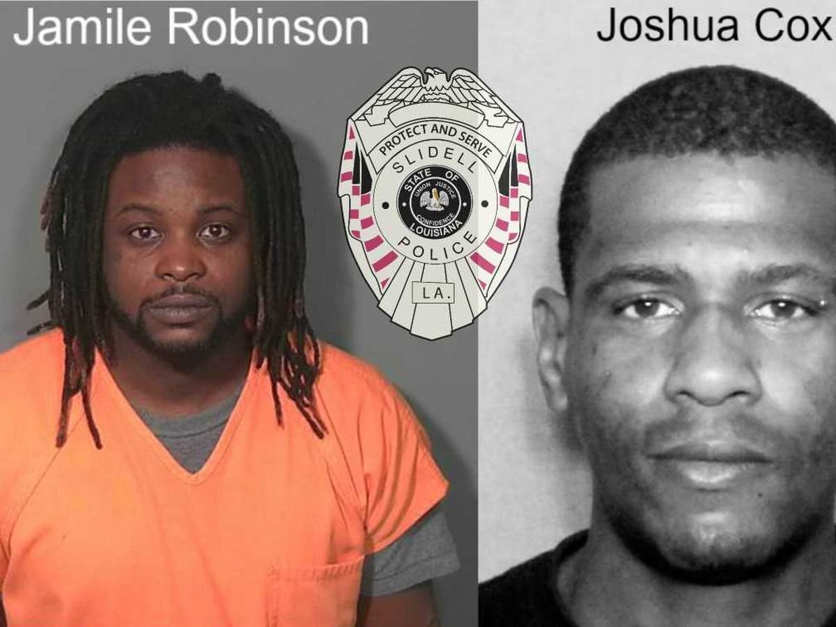 Slidell Police: Drug-related rampage leaves two dead, one wounded