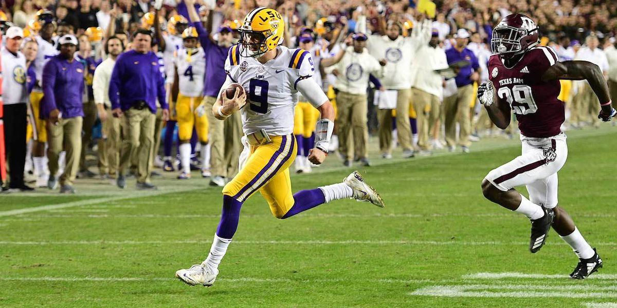 LSU falls short of 10-win season in historic game