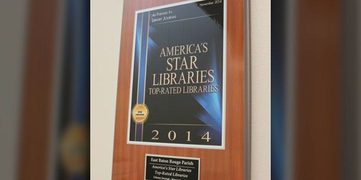EBR Library takes one giant leap in nat'l rankings