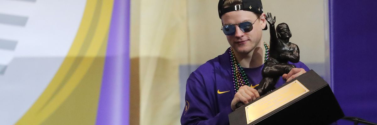 Joe Burrow announces Hunger Relief Fund with Athens food pantry