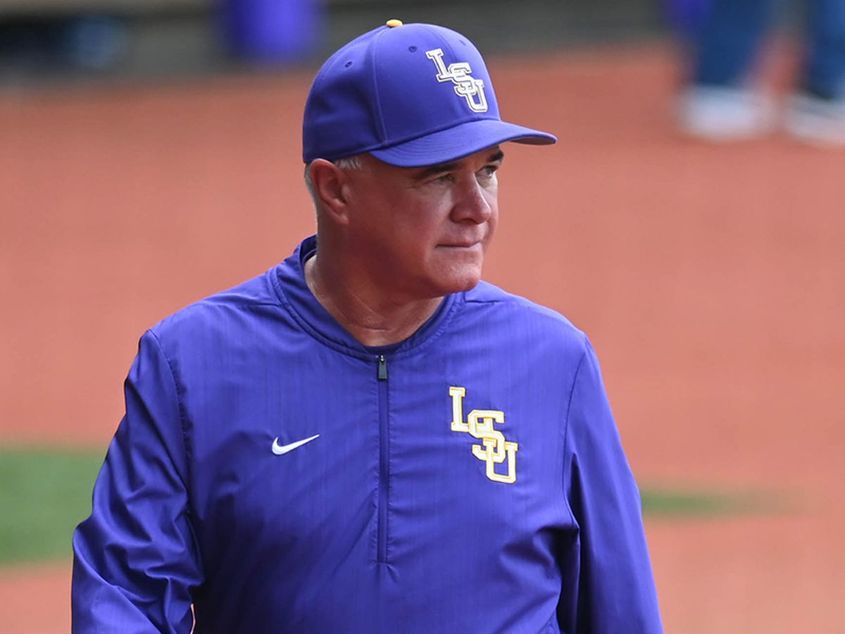 LSU baseball unveils 2021 roster; Mainieri talks about upcoming season