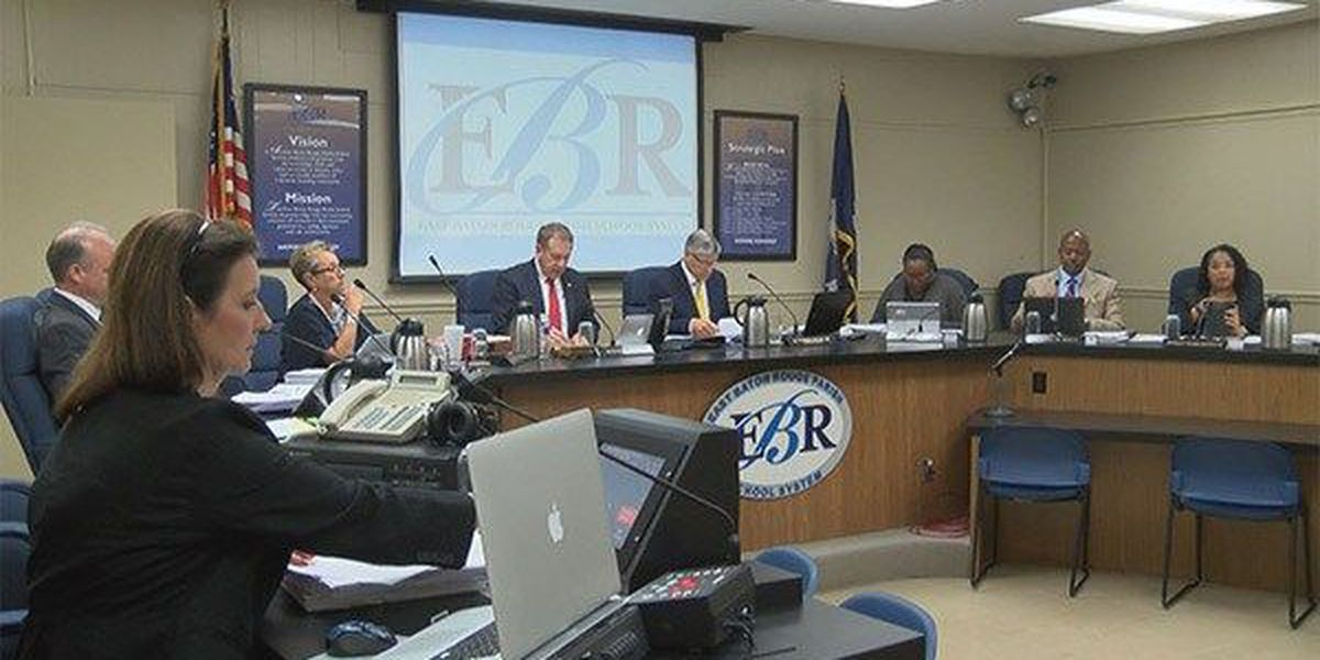 EBR School Board approves reorganizational plan to save about $1M