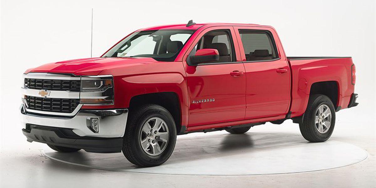General Motors recalls pickups, SUVs over brakes