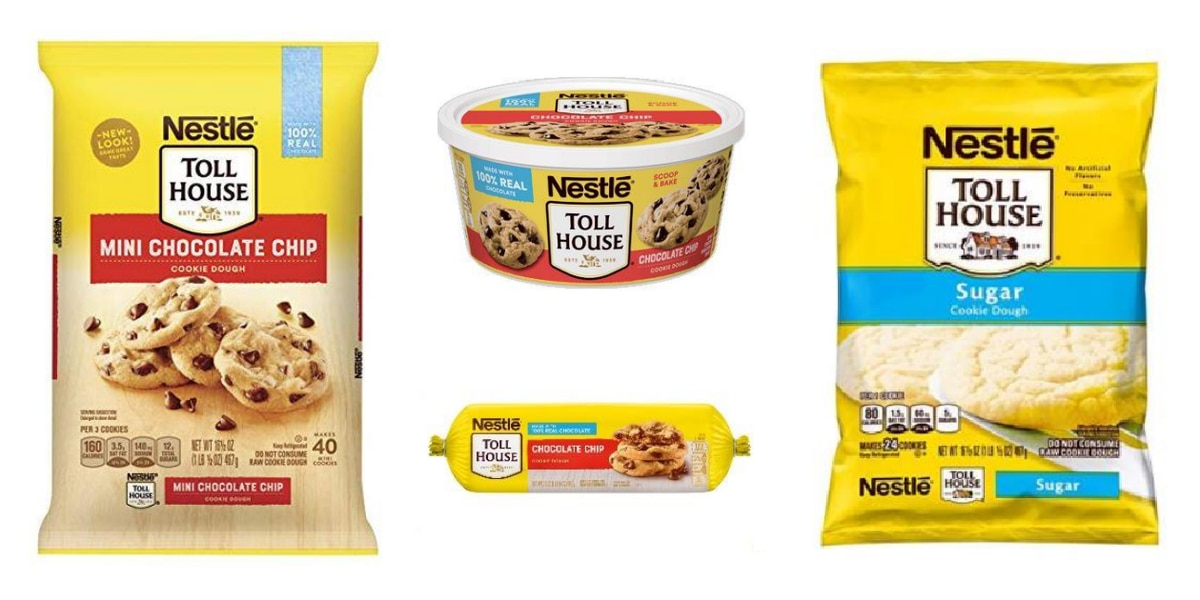 Nestle announces cookie dough recall