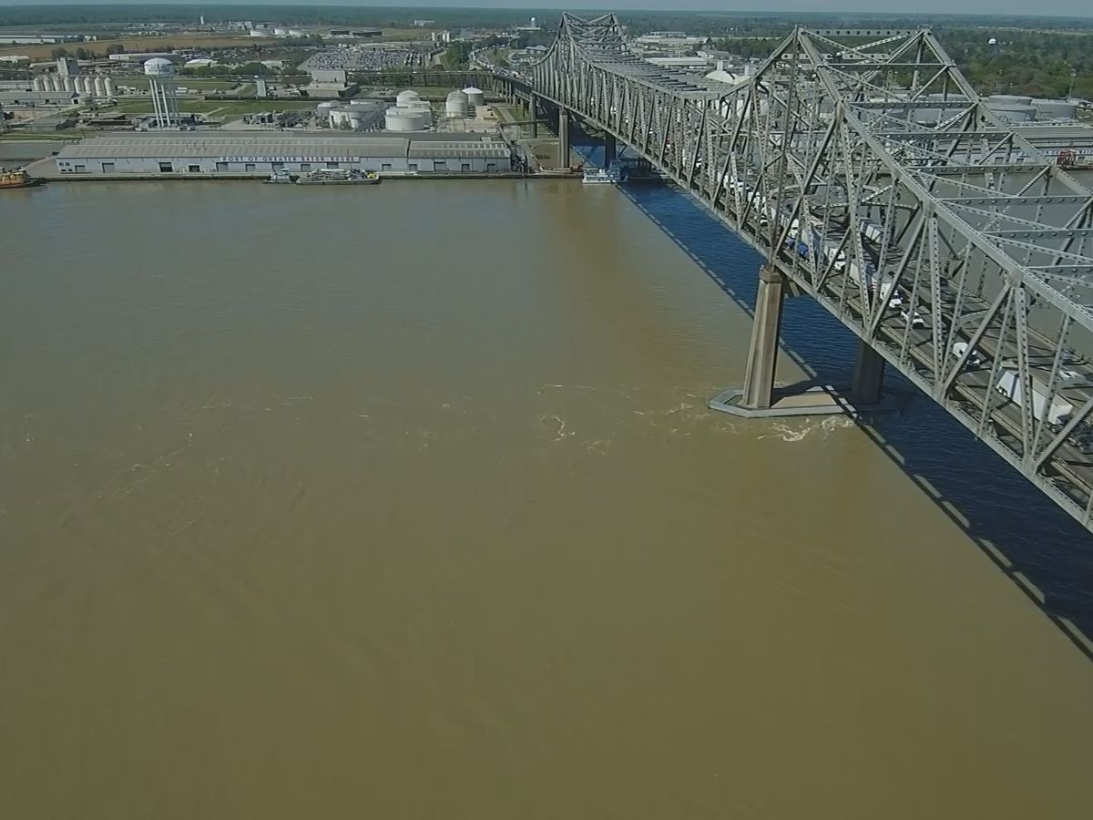 La. ports await impact of river traffic backlog due to Mississippi River shutdown in Memphis