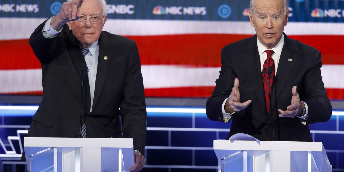 Democrats try to blunt strong California showing for Sanders