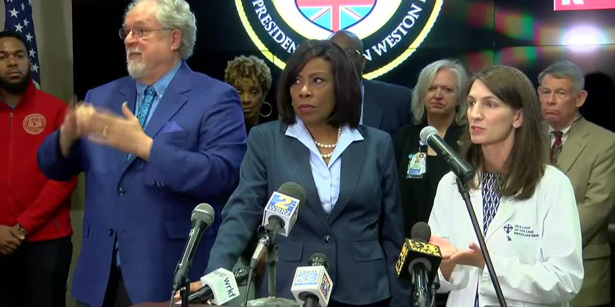 Mayor asks President Trump to give Baton Rouge federal assistance during COVID-19 pandemic