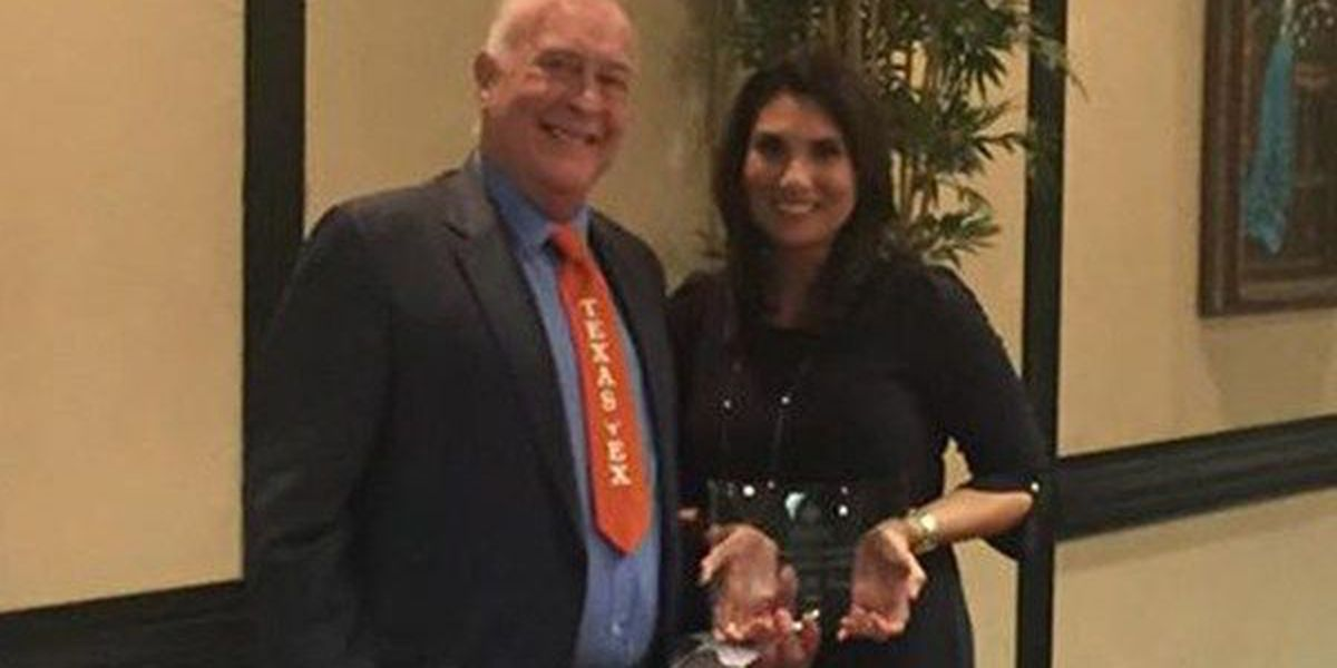 WAFB's Cheryl Mercedes named Alumna of the Year for UL-Lafayette Department of Communication