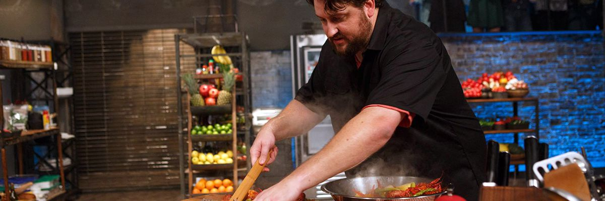 Baton Rouge's Jay Ducote beats Bobby Flay in cooking competition