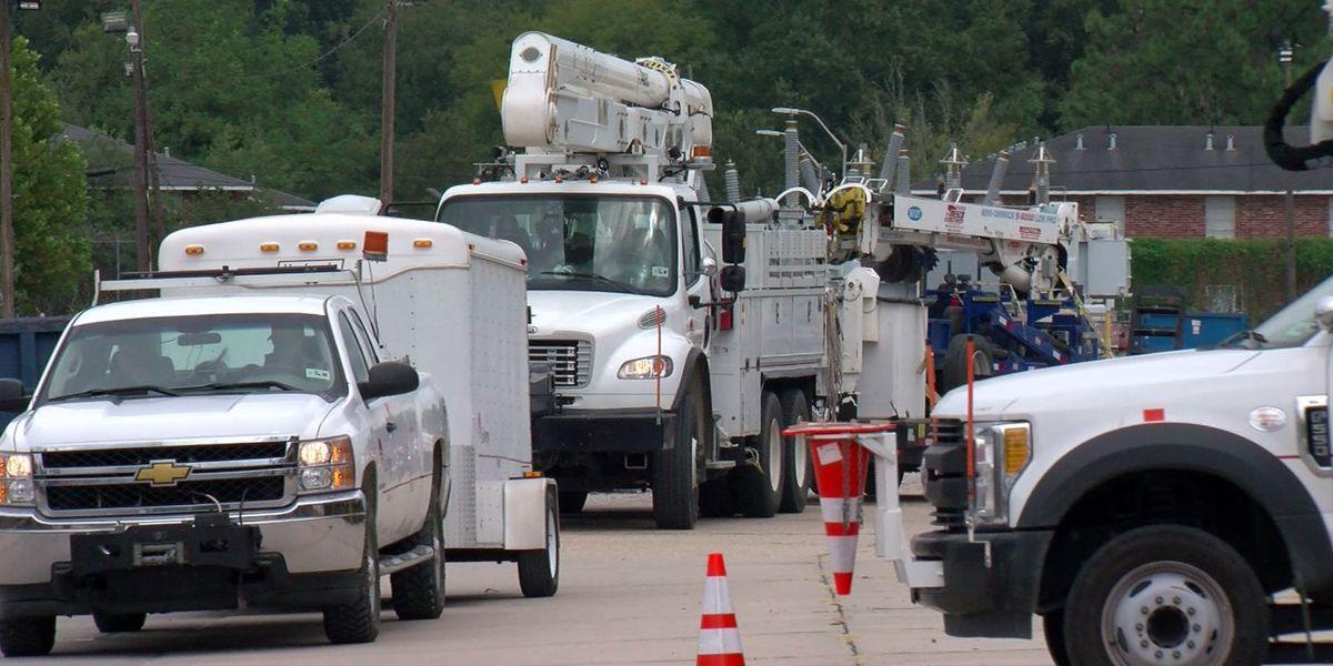 Louisiana crews head to Florida to assist Hurricane Michael victims