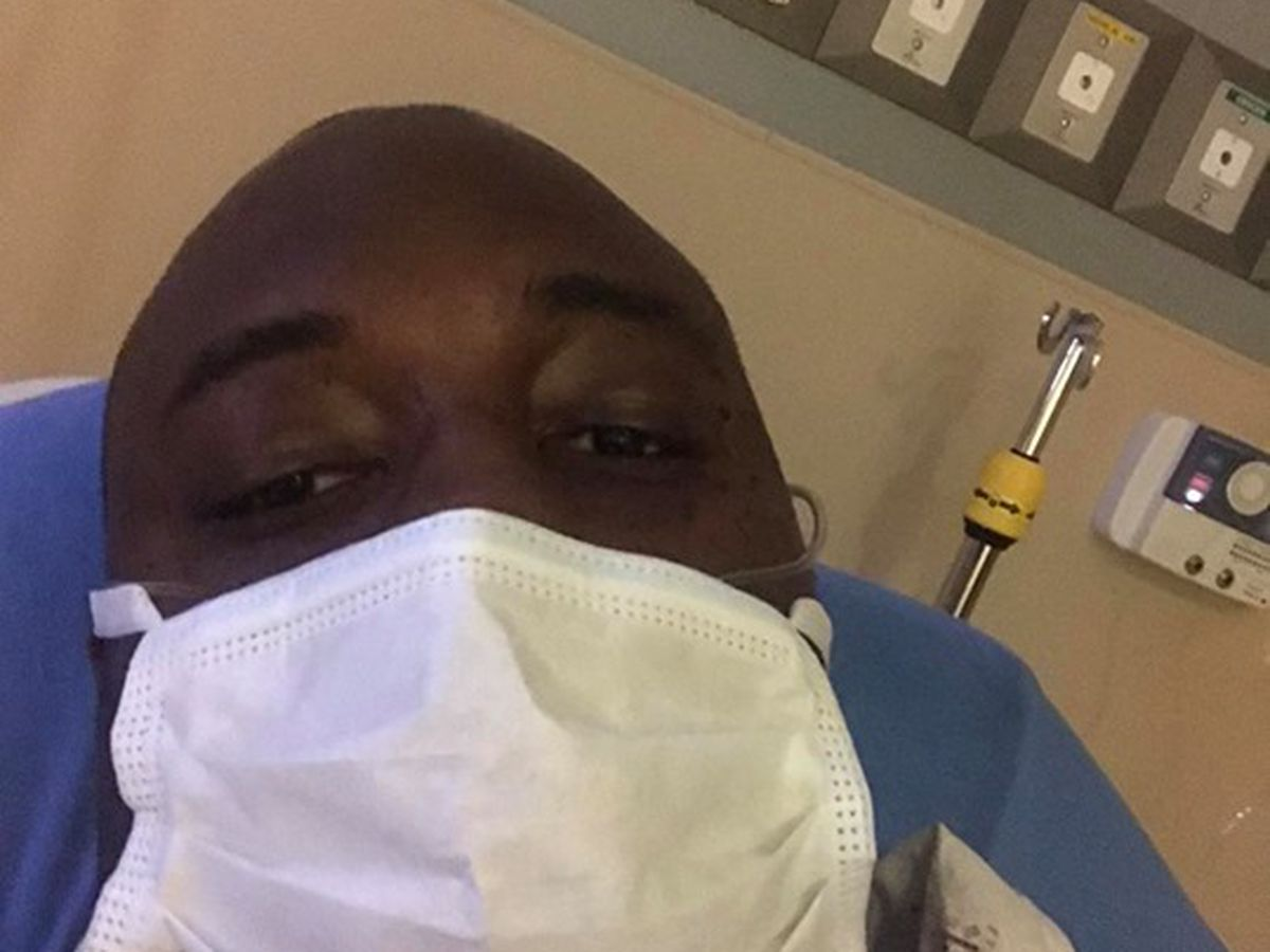 Man credits faith for his coronavirus survival