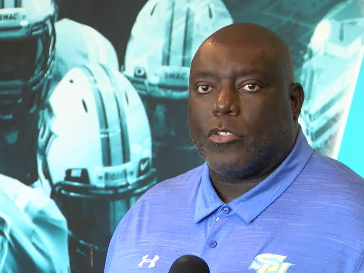 Coach Odums previews Alcorn State
