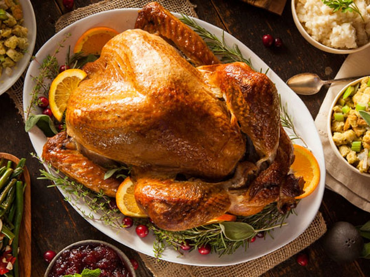 Thanksgiving cooking causes more fires every year than literally anything else