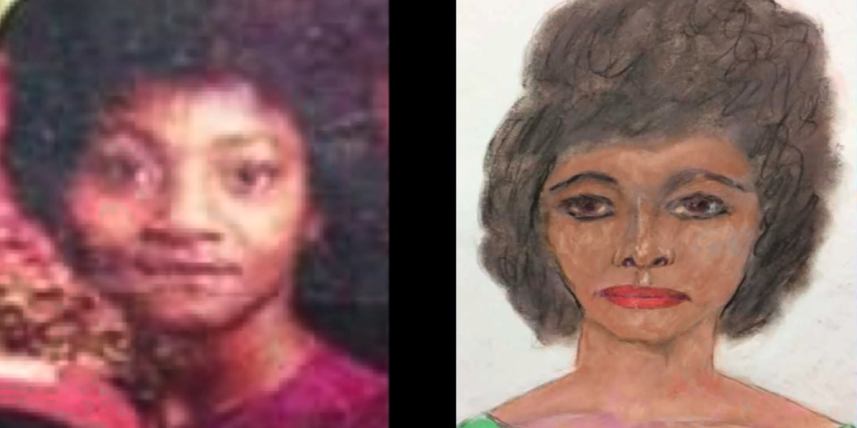 Tennessee man says victim in serial killer's sketch is his murdered mother
