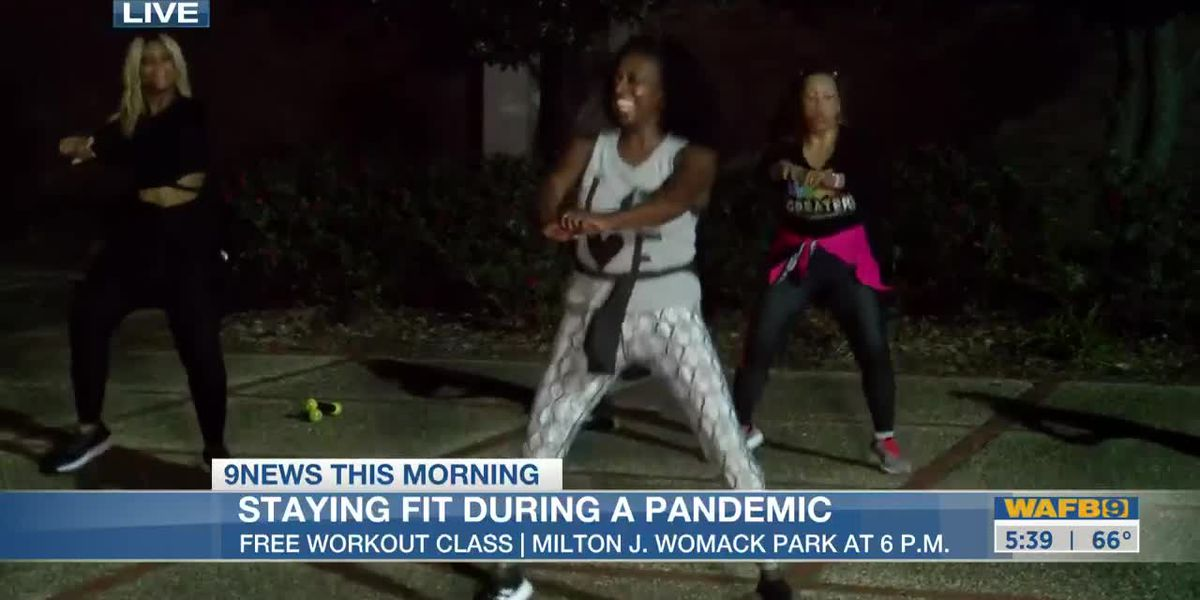 Cardio at the Pavilion: learn how to eat healthy and exercise-5:30am