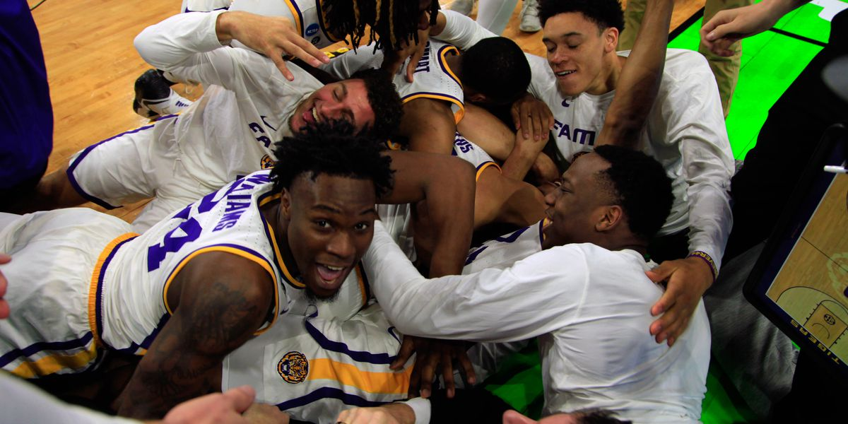 LSU basketball heads to Sweet 16 on last-second layup by Waters