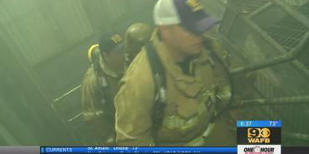 St. George firefighters participate in 3rd Annual New Orleans 9/11 Memorial Stair Climb - 6:30 a.m.