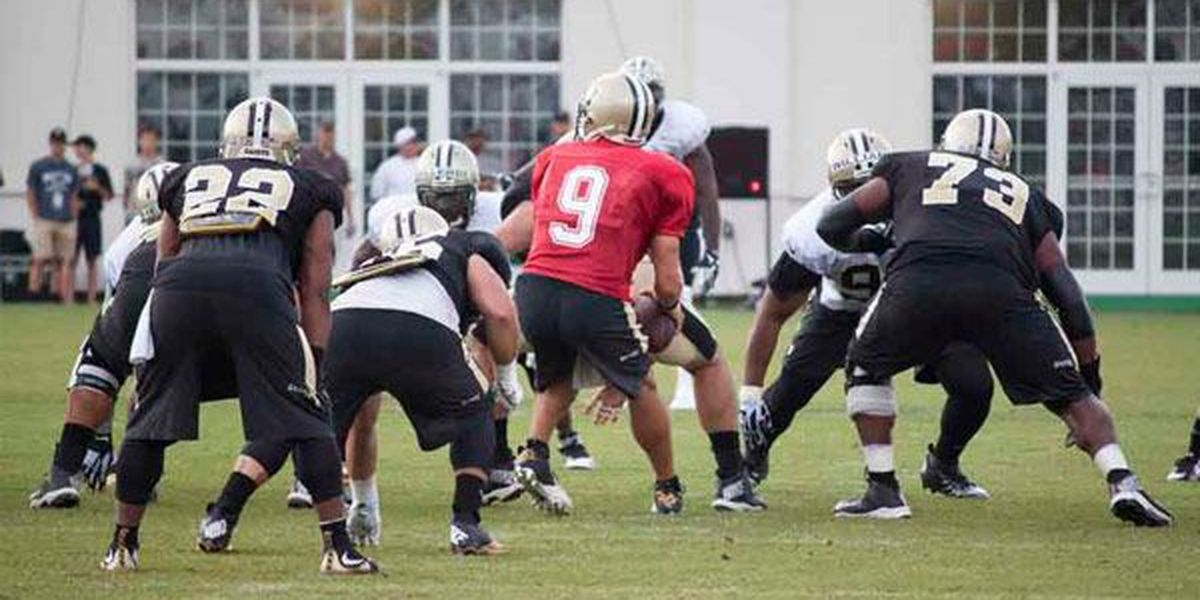 New Orleans Saints fall to Baltimore Ravens in 1st preseason game, 30-27