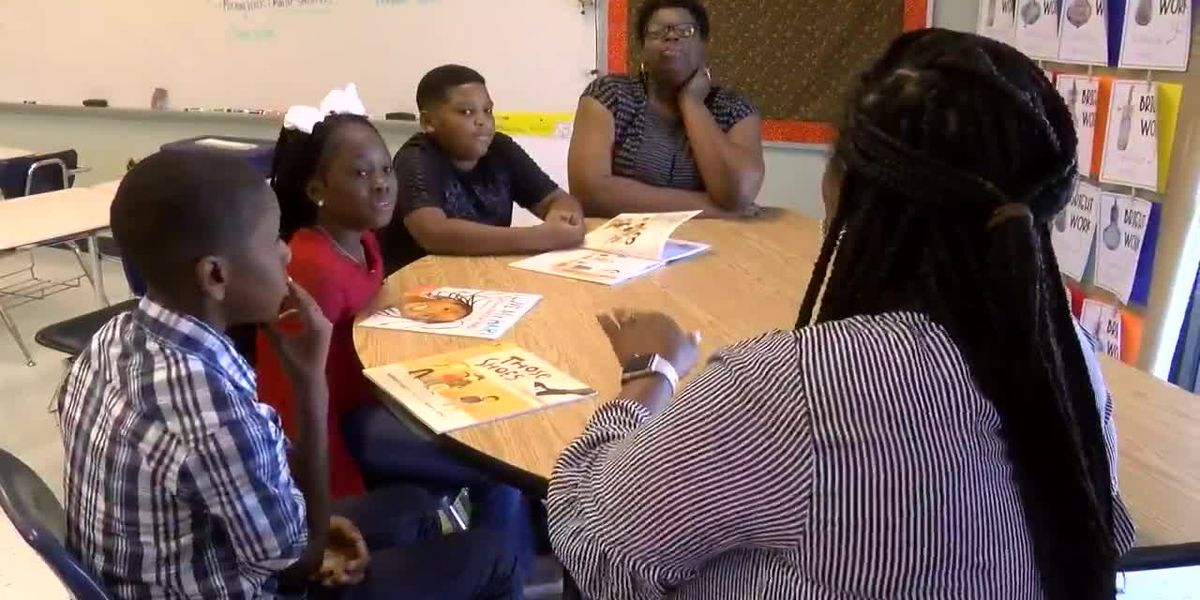 Lowery Elementary prepares for LEAP tests with hype videos