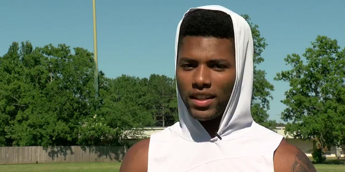 WR Koy Moore ready to be an LSU Tiger
