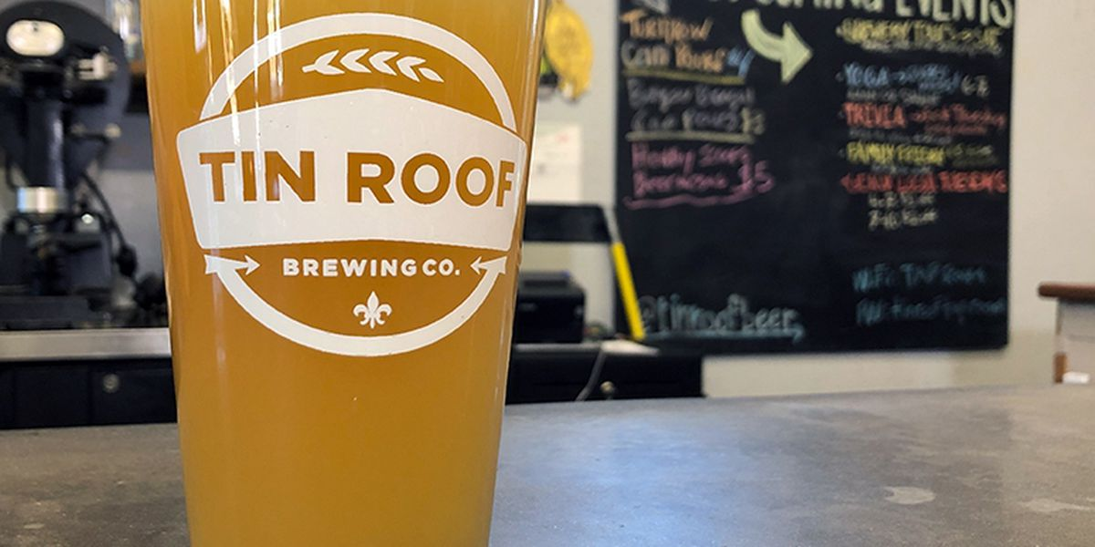 SHOWCASING LOUISIANA: Tin Roof Brewing Co. thriving in Baton Rouge