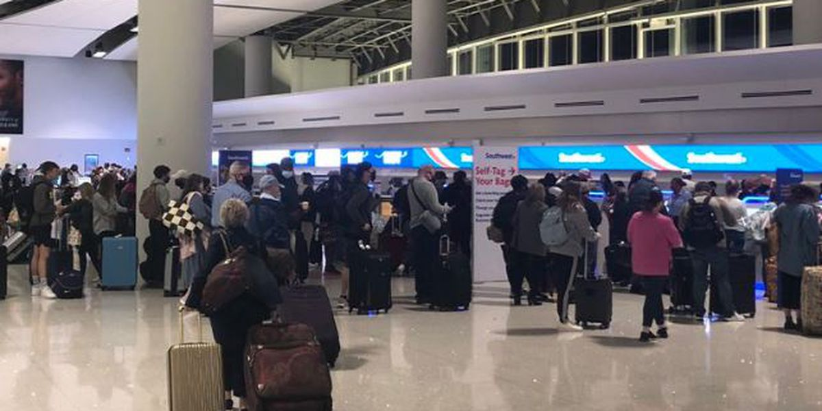 Air travel soars as vaccinations increase