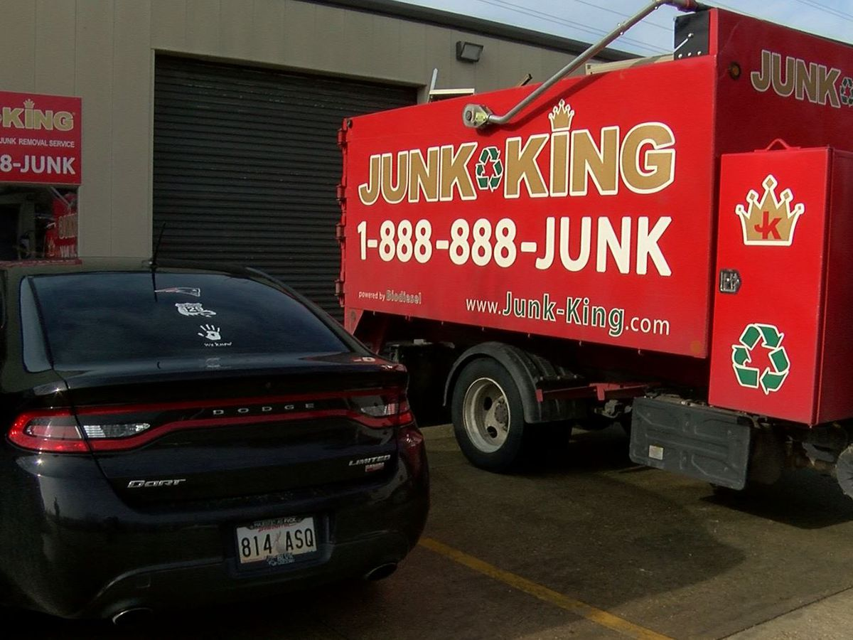 SHOWCASING LOUISIANA: Junk King