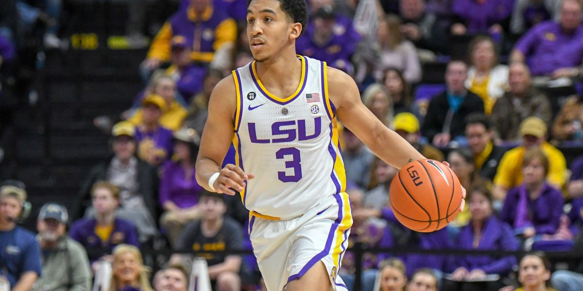 Waters leads No. 25 LSU basketball to 92-82 win over Georgia