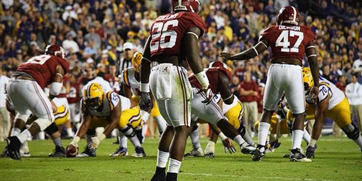 Former Dutchtown star Landon Collins drafted by Giants to kick off second round