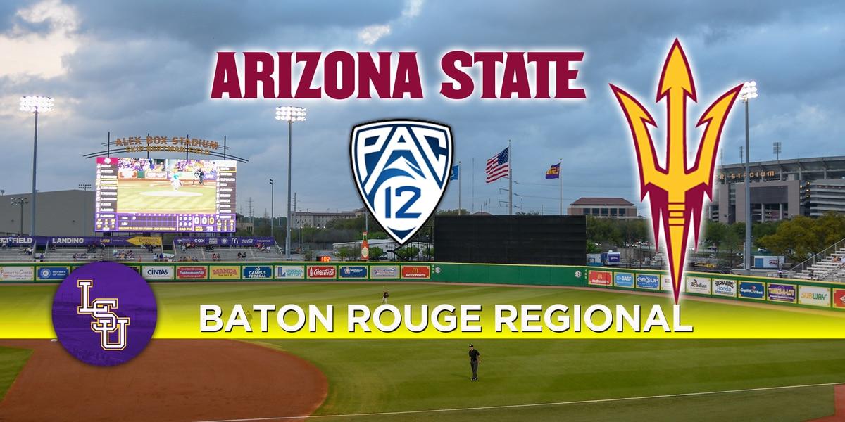BR Regional: Arizona State Sun Devils