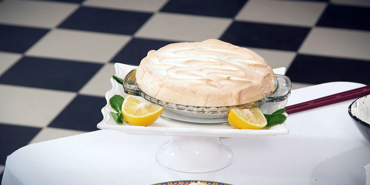 Old-Fashioned Lemon Pie
