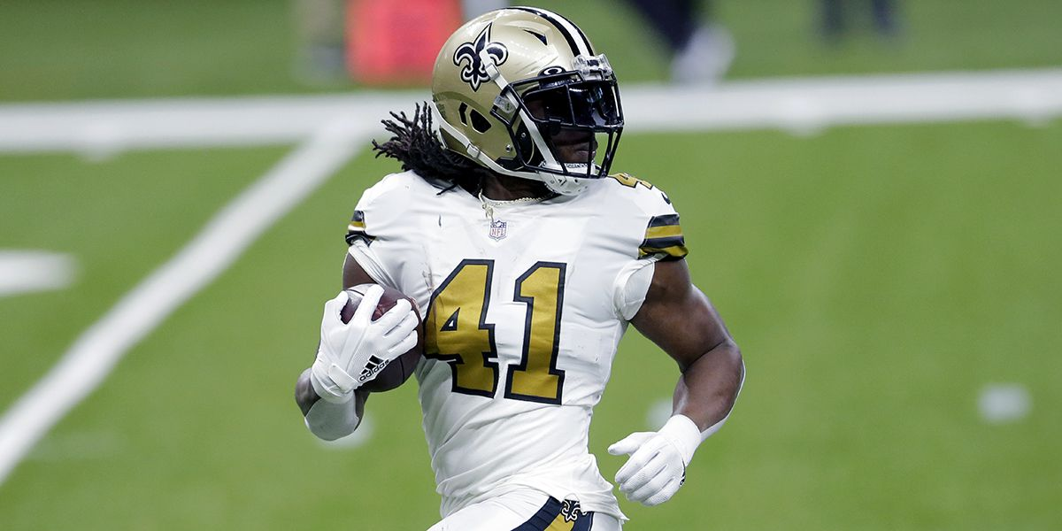 Saints RB Alvin Kamara named NFC Offensive Player of the Week