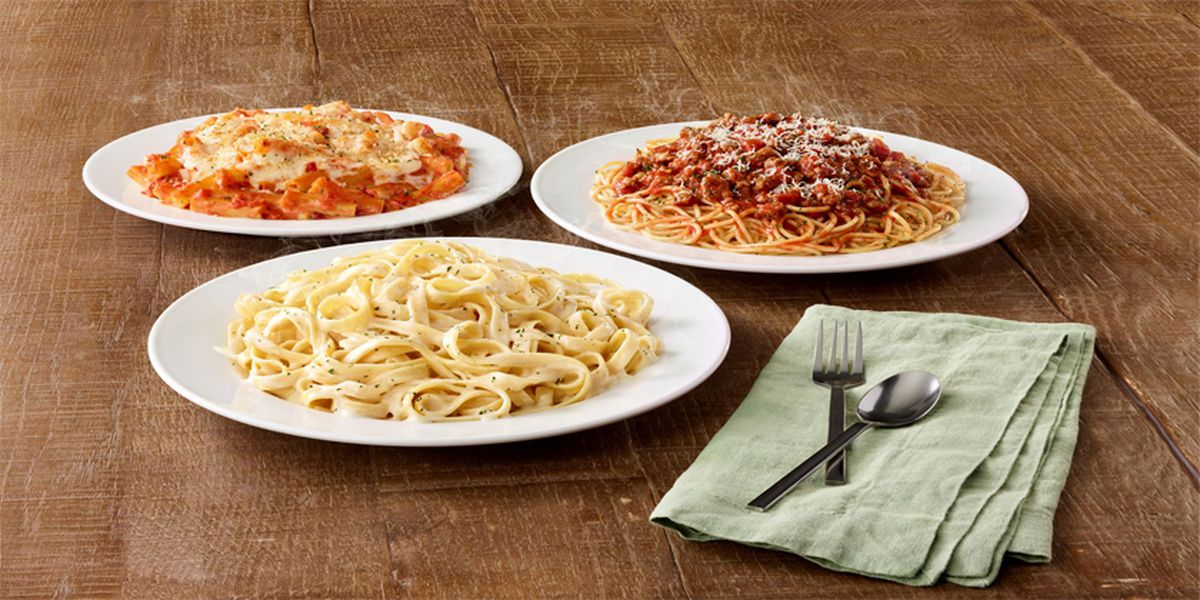 Olive Garden's take-home meals now $5 all year