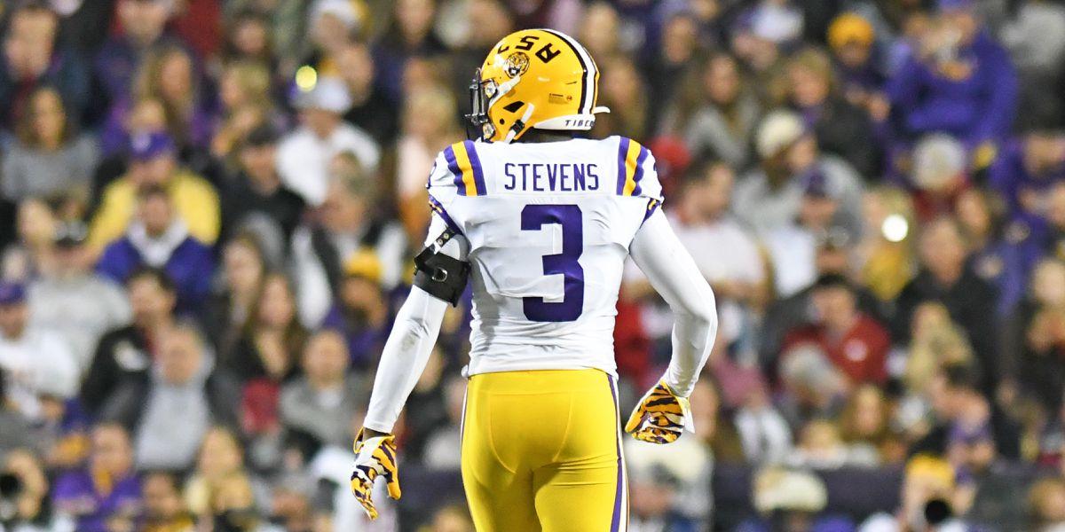 Stevens, Hampton earn SEC Players of the Week