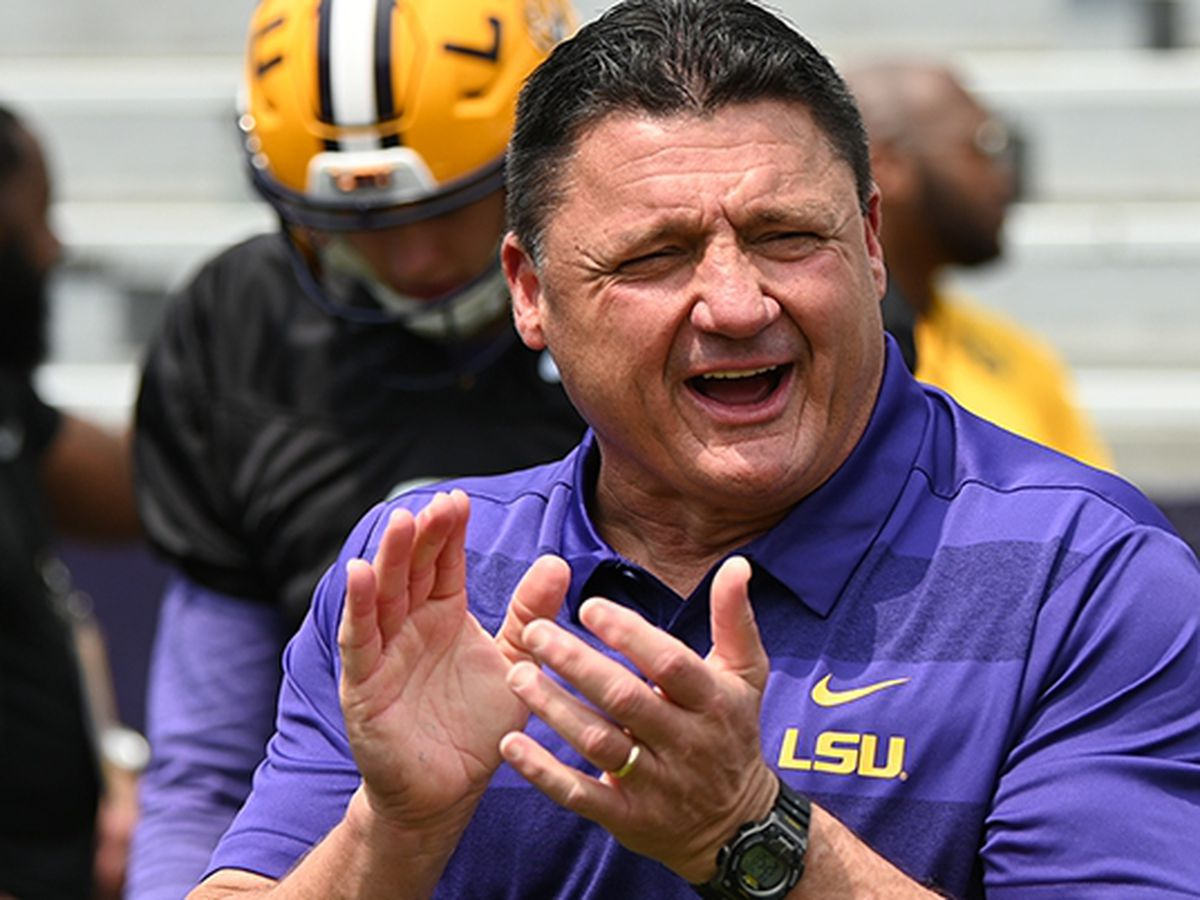 REPORT: LSU lands commitment from coveted TE Kole Taylor